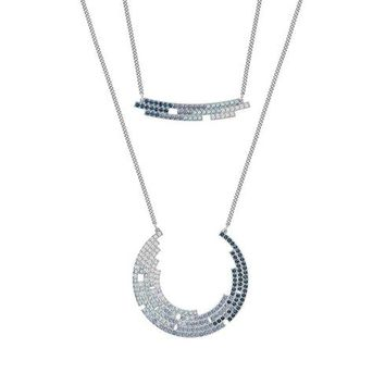 Swarovski Fluidity Necklace Set