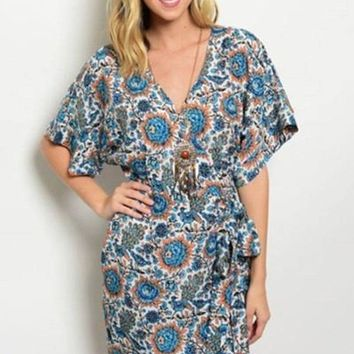 Spring Fling Robe by ARK & CO