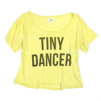 Tiny Dancer Tee