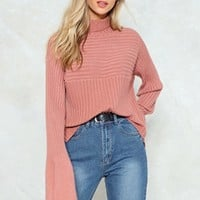 Neck and Neck Sweater