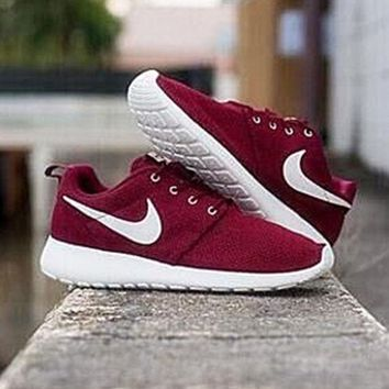NIKE Roshe Classic Women Men roshe run Running Sport Casual Shoes Sneakers