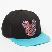 Neff - Disney Tribal Mickey Prime Snapback Hat - Mens Backpack - Black - One
