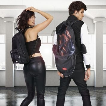 Sneak Attack: Girls x Guns | Sprayground Backpacks, Bags, and Accessories