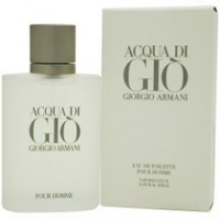 Acqua Di Gio Eau De Toillette Spray - 3.4 Oz