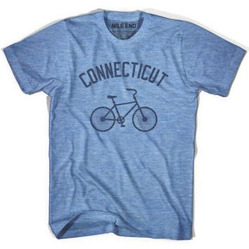 Connecticut Vintage Bike T-shirt