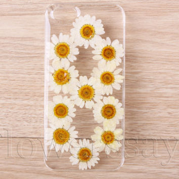 iPhone 6 case iPhone 6 plus Pressed Flower, iPhone 5/5s case, iPhone 4/4s case,  5c case Galaxy S4 S5 Note 2 note 3 Real Flower case NO:F06