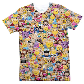 Emoji Overload Sublimated T-Shirt