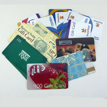Gift Cards for Upcycling, Guitar Picks, Jewelry Making, Eco-Friendly Crafts, Assortment of 15