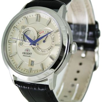 Orient Automatic Sun   Moon SET0P003W0 Mens Watch