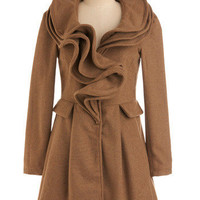 Couture Allure Coat | Mod Retro Vintage Jackets | ModCloth.com