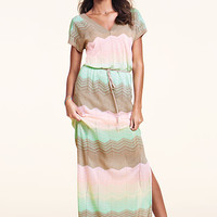 Short-sleeve Maxi Dress - Victoria's Secret