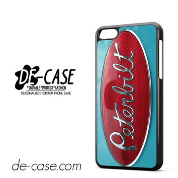 Peterbilt Truck Logo DEAL-8570 Apple Phonecase Cover For Iphone 5C