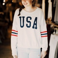 VEENA USA SWEATER