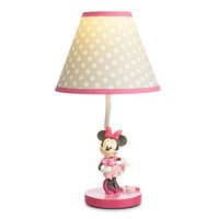 Minnie Mouse Nursery Lamp