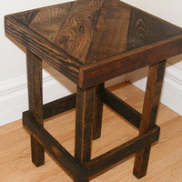 End Table/Plant Stand