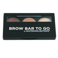 Brow Bar to Go, Brush on Brow - Whitening Lightning, Blonde to Brunette (Blonde)