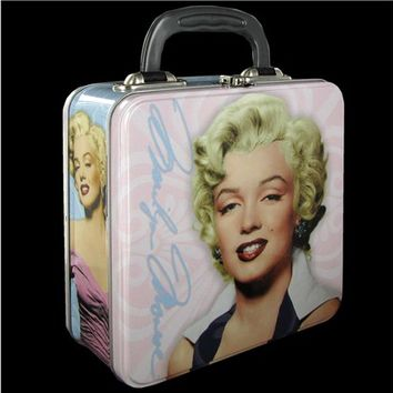 Marilyn Monroe Square Tin Tote | Shop Hobby Lobby