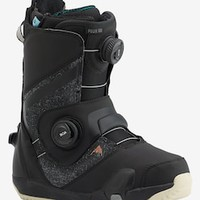 Burton Felix Step On Snowboard Boot & Binding Bundle | Burton Snowboards Winter 2018