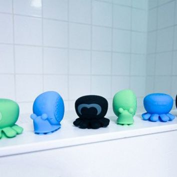 Bluetooth Speakers for the Shower by Speaker Creatures