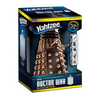 Doctor Who BBC Yahtzee Dalek Collector's Edition Game