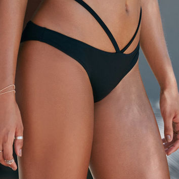 LA Hearts Strappy Skimpy Bikini Bottom at PacSun.com