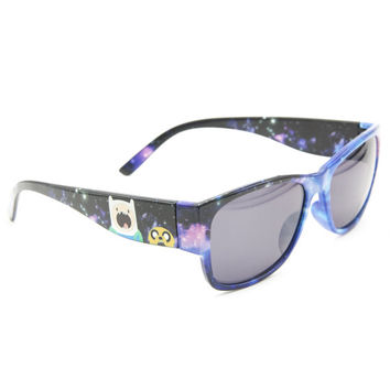 Adventure Time Nebula Cosmos Sunglasses Unisex Wayfarer Style Unique Glasses S004
