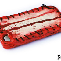 Zombie skin mobile cell phone case ANY make of phone