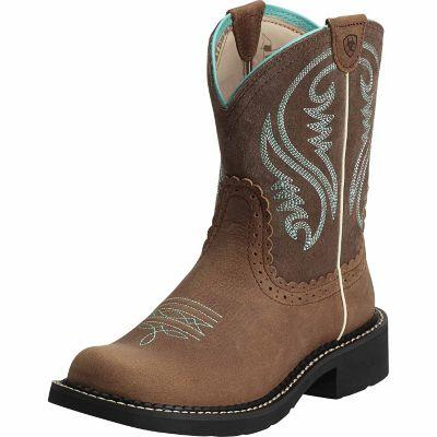 ariat fatbaby heritage western 8 from tractor