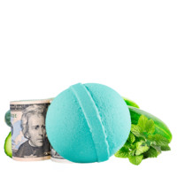 Cucumber Mint | Single Cash Bath Bomb®