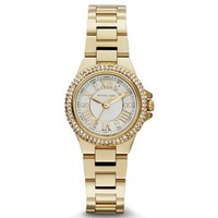 Petite Camille Gold-Tone Watch | Michael Kors