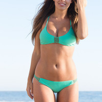 The Girl and The Water - Posh Pua - Pualei Crochet Bottom Various Colors - $64