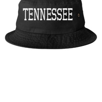 TENNESSEE EMBROIDERY HAT - Bucket Hat