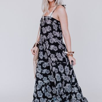 Andy Maxi Dress - Black