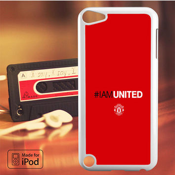Manchester United Me iPod Touch 4 Case, iPod Touch 5 Case, iPod Touch 6 Case