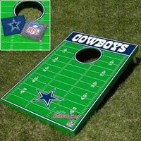 Wild Sports Dallas Cowboys Tailgate Toss Bean Bag Game