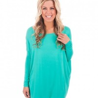 PIKO: THE Piko Tee - Mint - NEW ARRIVALS