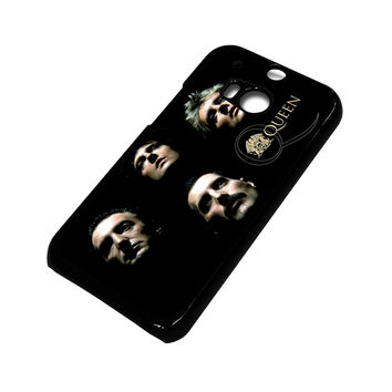 QUEEN HTC One M8 Case Cover
