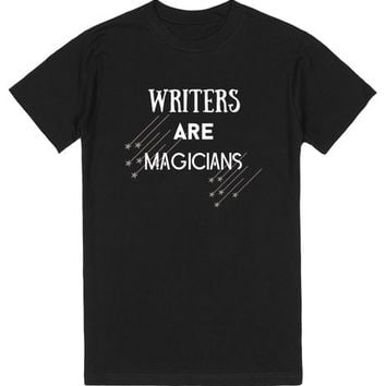 Writers Are Magicians