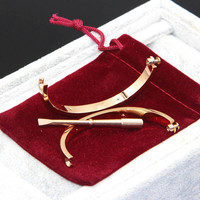 """Cartier"" Style Love Bracelet, On Sale!"