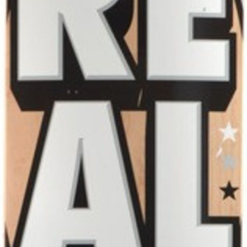 Real Renewal Stack Large Deck 8.06 Silver