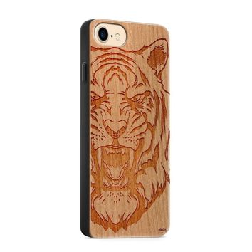 Wood  - Queen of the Jungle Phone Case