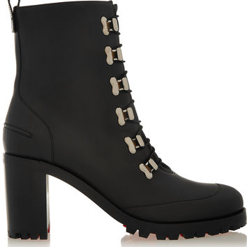 Christian Louboutin - Country Croche 70 leather boots