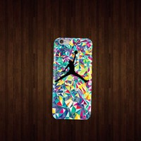 Geometric Nike Air Jordan logo iphone 4 5 5c 6 6plus, samsung S4 S5 case cover