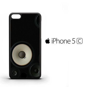 Vintage Audiophile Loudspeakers Retro A0814 iPhone 5C Case