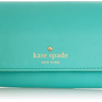 kate spade new york Brightspot Avenue Aliza Wallet,Fresh Air,One Size
