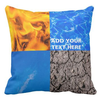 The Fifth Inside Throw Pillow