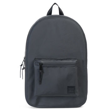 Studio Collection Settlement Backpack Black Tarpaulin