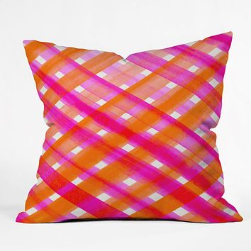 Rebecca Allen Splendid Company Throw Pillow