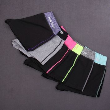 Nasinaya Yoga Shorts Sport Shorts For Women Athletic Shorts Gym Fitness Elastic Quick Dry Running Breathable Workout Shorts