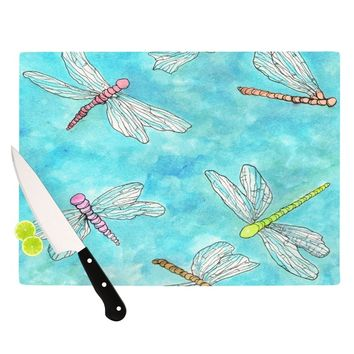 "Rosie Brown ""Dragonfly"" Cutting Board"
